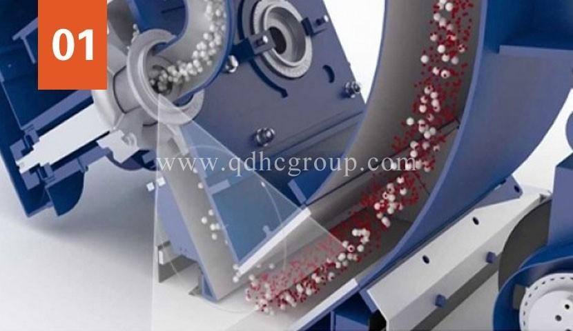 專(zhuan)業設計研發(fa)生產各型號拋(pao)丸機