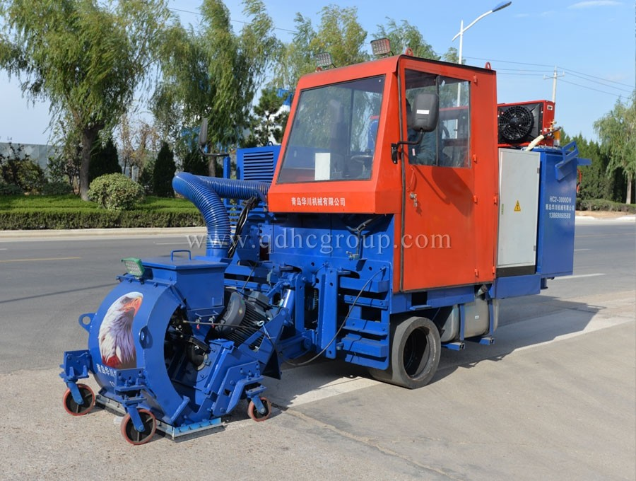 HC2-3000DHDriving Type Floor Shot Blasting Machine